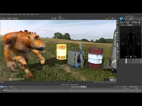 Motionbuilder Tutorial: MotionBuilder 2014 New Features: Ruler Tool