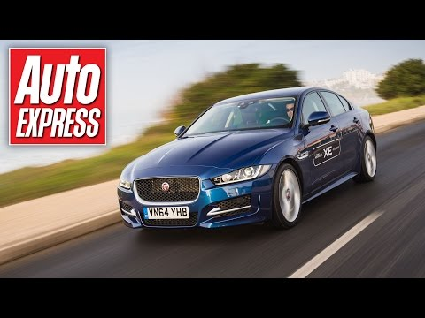 First drive review of the all-new Jaguar XE