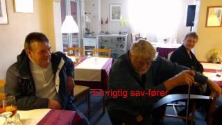 Baggårdens Bolcher på Spisestedet Orø