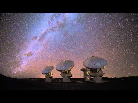 ESO ALMA Antenna Time Lapse #1 [720p]