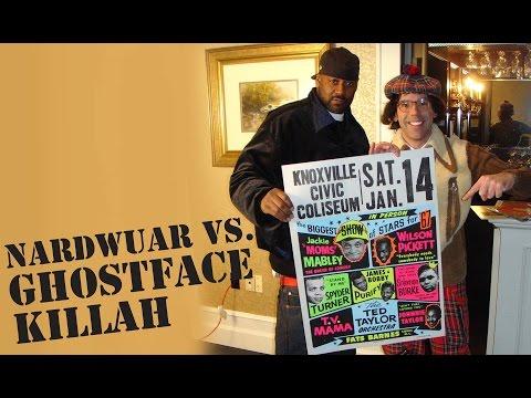 Nardwuar vs. Ghostface Killah