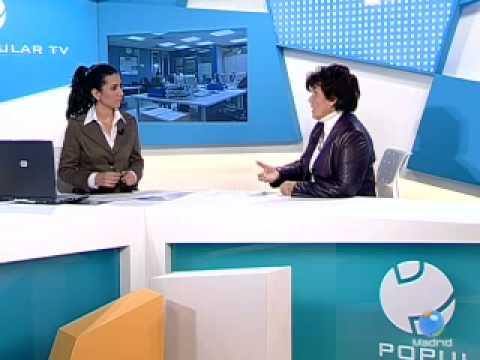Popular TV Noticias Madrid - 03/11/2008
