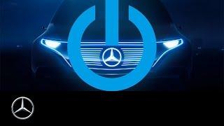 Mercedes показал фрагменты соперника Tesla Model X