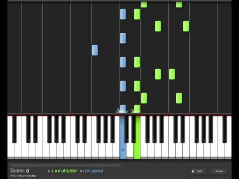 Synthesia Final Fantasy VIII Balamb Garden