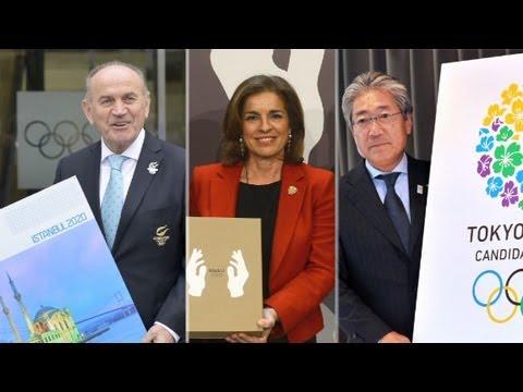2020 Olympic host city short list