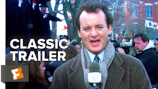 Groundhog Day (1993) Trailer #1   Movieclips Classic Trailers
