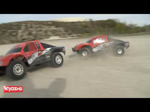 Kyosho Ultima SC Short Course Truck (Official Video)