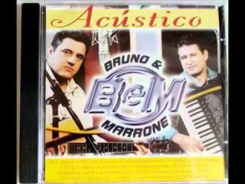 Bruno e Marrone  -  Acústico   (2000)              (Completo)