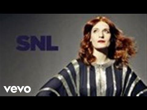 Florence + The Machine - No Light, No Light (Live on SNL)