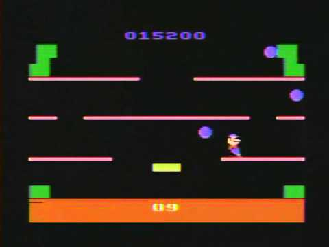 Mario Bros (Atari 2600) Gameplay