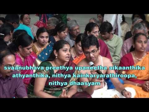 Sri Andal Kalyanam 2013 at SVT Helensburgh Sydney - Part 2