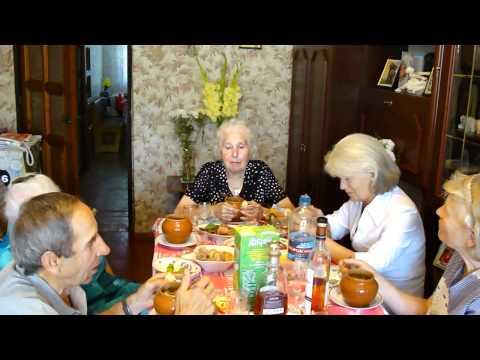 Сценарий на юбилей бабушке в домашних условиях