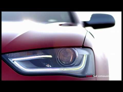 2013 Audi S4 - Official Trailer