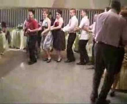 Formatia CEZAR BAND, Dansul pinguinului