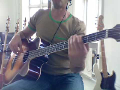 L56 C major bassline  with country fill