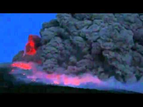 Japan Volcano - Shinmoedake Volcano Erupts, Post Tsunami