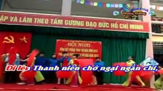 Thanh niên làm theo lời Bác karaoke ( only beat )