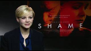 Carey Mulligan interview on Shame and The Great Gatsby