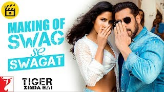 Making Of The Song - Swag Se Swagat