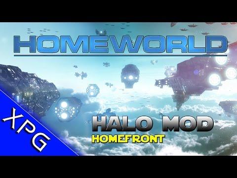 Homeworld Mods Halo Homeworld Halo Mod