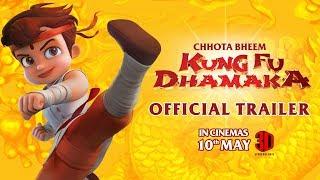 Chhota Bheem - Kung Fu Dhamaka Theatrical Trailer