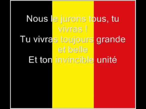 Hymne national de la Belgique