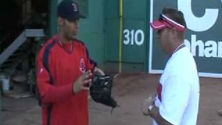 Bill Sandillo interviews Carlos Pena