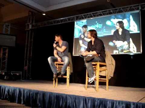JIB2 Saturday Panel - Jared Padalecki & Jensen Ackles, Part 5