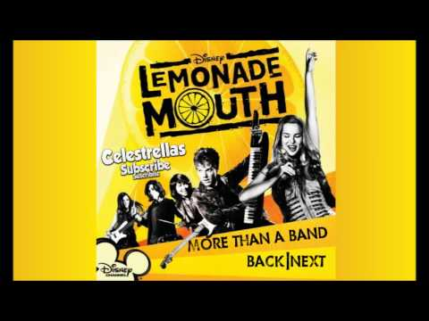 Lemonade Mouth - More than a band - Soundtrack