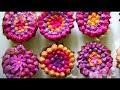 Фрагмент с середины видео Детские пирожные - шоколадные капкейки (со сливочно-сырным кремом) Рецепт приготовления
