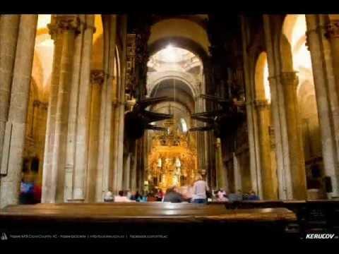 VIDEOCLIP Traseu MTB El Camino de Santiago del Norte - 12: Sobrado Dos Monxes - Arzua - Santiago de Compostela