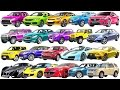 H to M | Brand of Cars Names of Cars Street Vehicles Names for Kids Trucks transportation to kids
