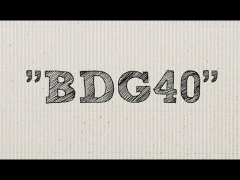 BDG40 (Video Lirik)