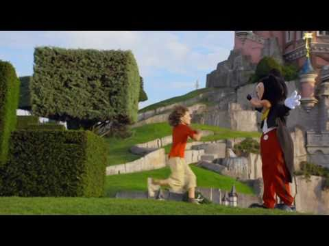 Disney Magical Moments Festival Montage Trailer - Disneyland Paris 2011