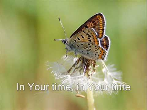 In His Time (with lyrics)