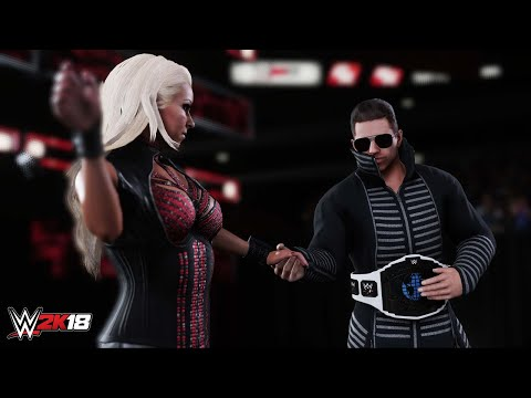 WWE 2K18: The Miz Entrance Video - UCKy1dAqELo0zrOtPkf0eTMw