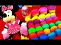 30 Play-Doh Surprise Eggs MINNIE MOUSE Disney Cars Toy Story Disney Princess Transformers Play-Dough