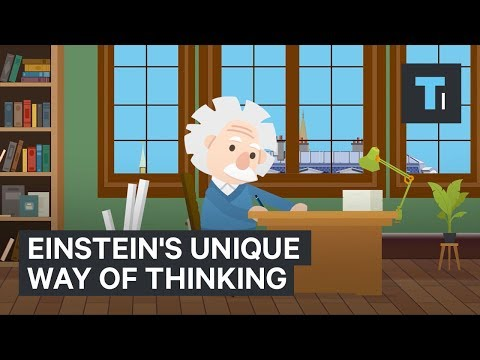 Einstein's unique way of thinking contributed to his genius - UCVLZmDKeT-mV4H3ToYXIFYg