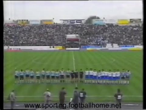 Famalicão - 0 Sporting - 1 de 1990/1991