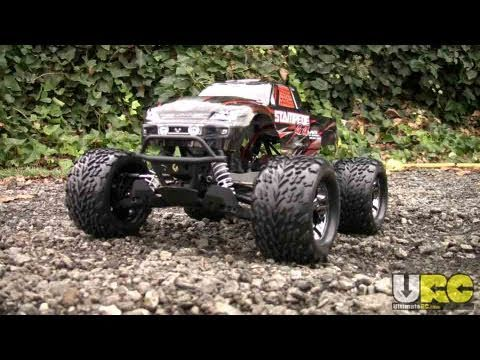 Traxxas Stampede 4x4 VXL initial review &amp; field test
