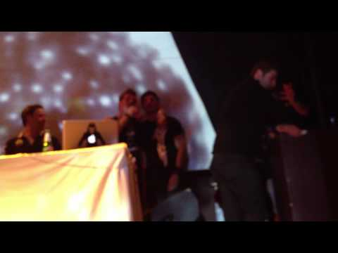 Basshunter : Far Away Basshunter LIVE @Tunnel Reggio Emilia 05/01/2013 Bombon3ra With Lyrics