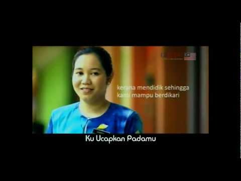 TERIMA KASIH MALAYSIA (W/LYRICS) [HD]