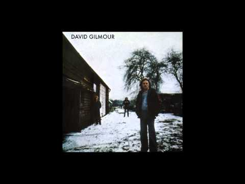 David Gilmour First Solo Album (Mayo, 1978)