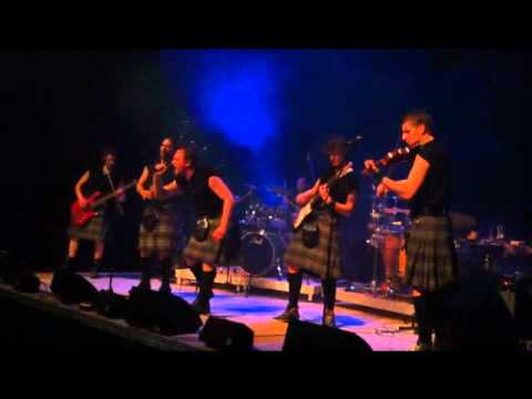 Flannery celtic folk rock band
