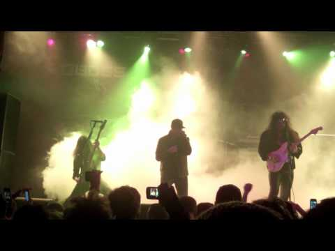 Yngwie Malmsteen NAMM 2011 Part 1