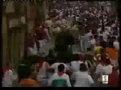 www.SanFerminTV.com S08E05 11-Julio Quinto Encierro Fiestas