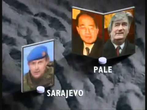 Serbian Gorazde Offensive (1994)