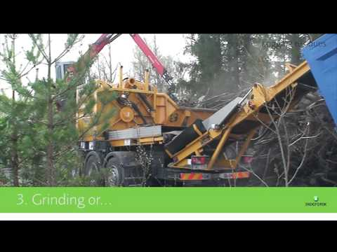 Elmia World Bioenergy, demonstration movie