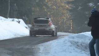 Vido Rally Monte Carlo 2010 - 3. Day par Nedbis (3965 vues)