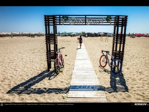 VIDEOCLIP Cu bicicleta prin Mamaia, Constanta, Romania [VIDEO]